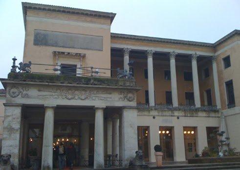 Il Caffè Pedrocchi a Padova
