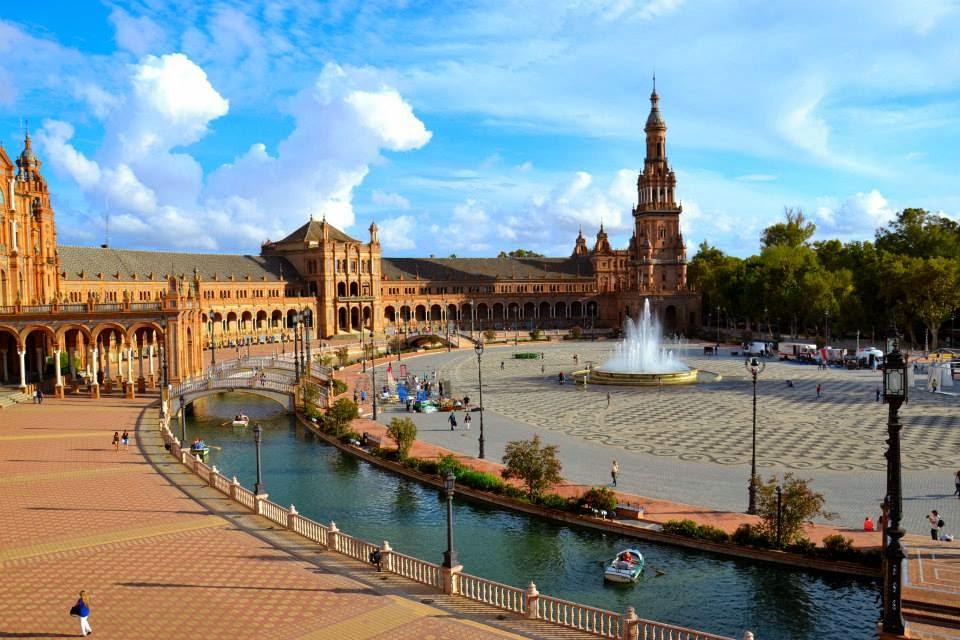 Siviglia, in Andalusia, la città dalle mille passioni