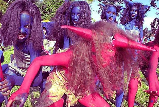 J'ouvert al Carnevale di Trinidad e Tobago