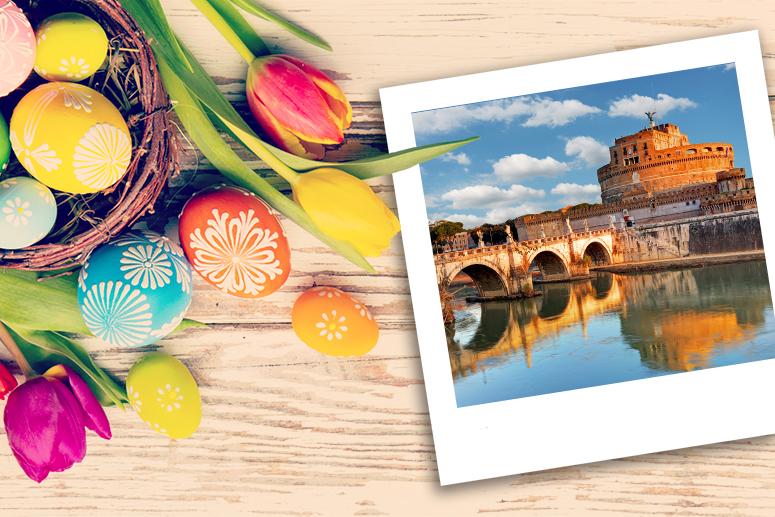 Dove andare in vacanza a Pasqua.