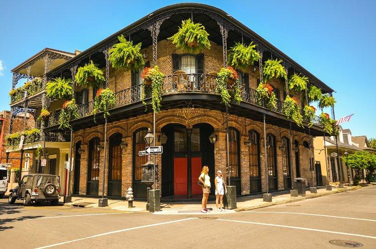 Pasqua a New Orleans