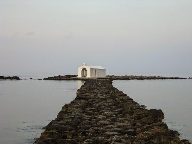 Cosa vedere a Creta: La Chiesa di Aghois Nikolaos
