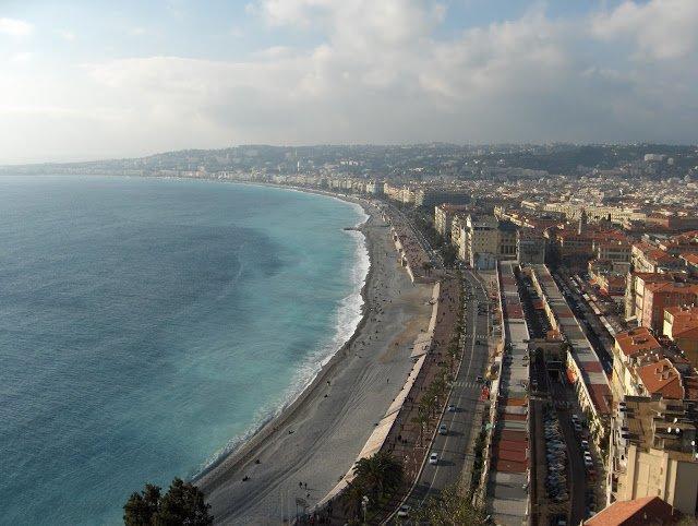 Cosa vedere a Nizza? La Promenade des Anglais