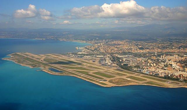 L'aeroporto di Nizza è il secondo scalo del paese
