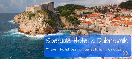 Hotel a Dubrovnik, Croazia