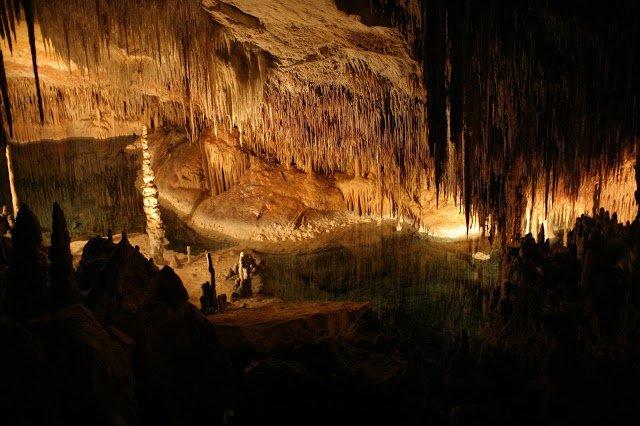 le grotte del drago a maiorca