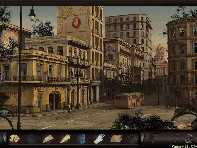 ambientazione di Art of Murder 2 a Cuba