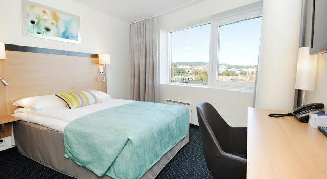 camera dell'Hotel Anker di oslo