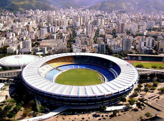 stadio maracana olimpiadi 2016 rio