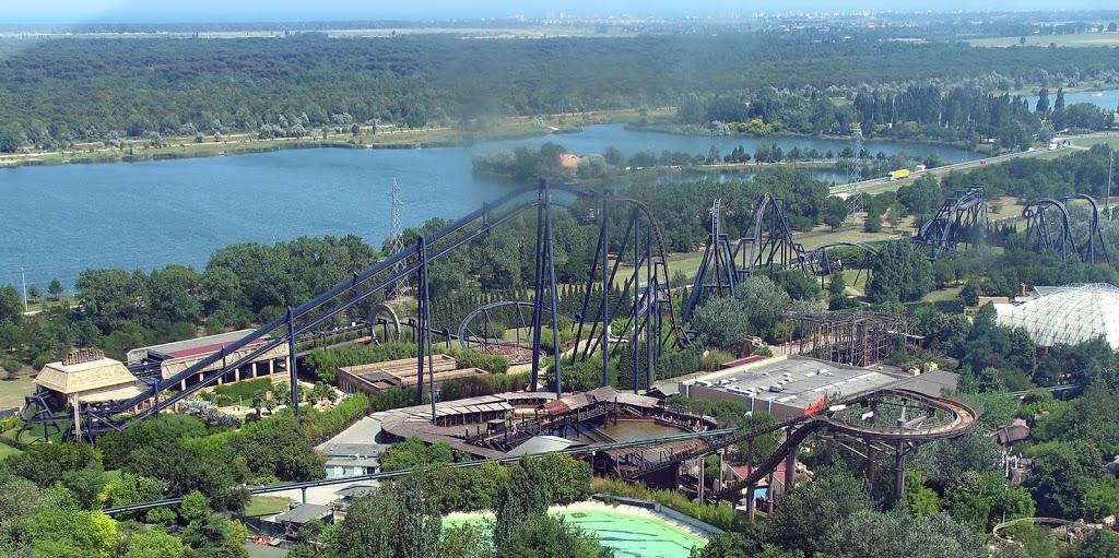 Katun, attrazione del parco divertimenti di Mirabilandia