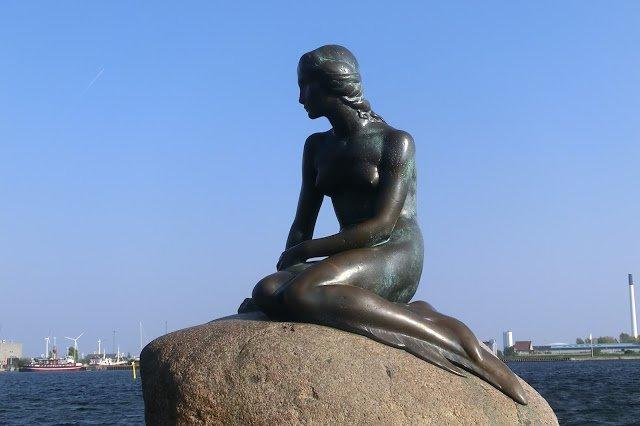 Statua della Sirenetta tra le cose da vedere a Copenaghen