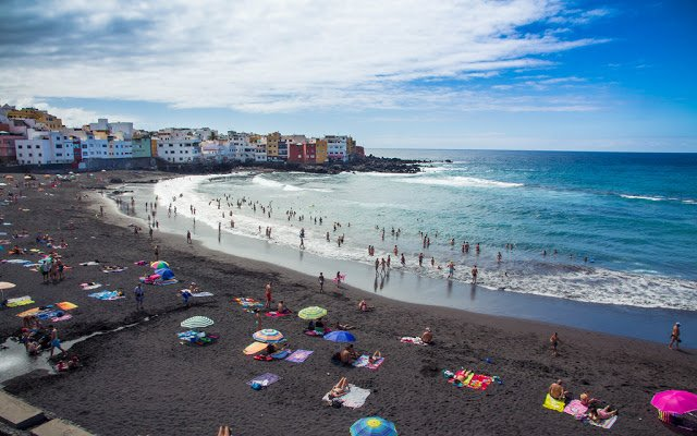 Playa Jardin tra le spiagge più belle di Tenerife