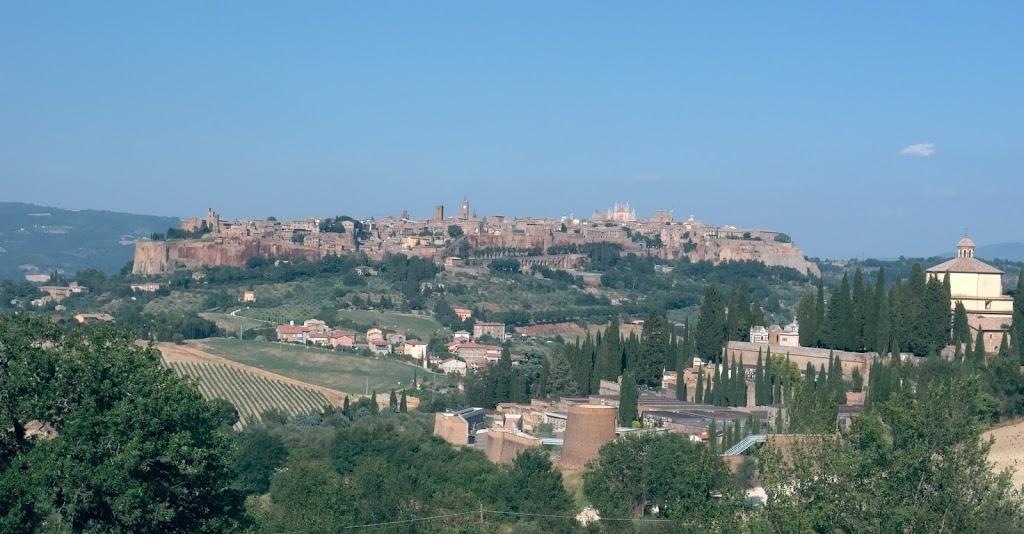 Splendido borgo nel cuore d'Italia, Orvieto