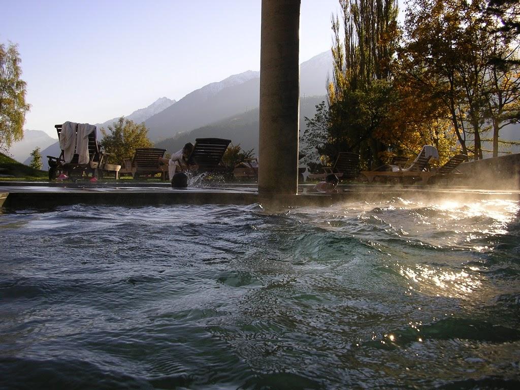 Bagni di Bormio tra le più belle località termali d'Italia