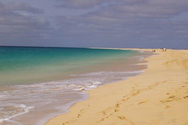 Vacanze a gennaio a Capo Verde, con sabbia bianca e acque cristalline