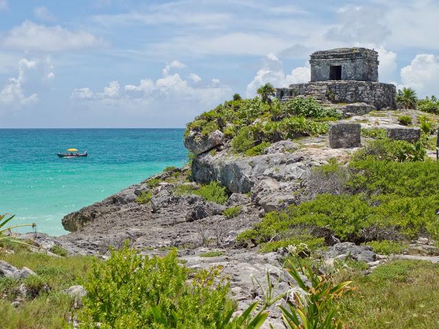Dove andare in vacanza a gennaio: Messico, Tulum