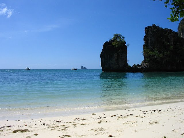 Gennaio al caldo in Tailandia