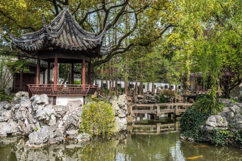 Giardino Yuyuan, Shanghai