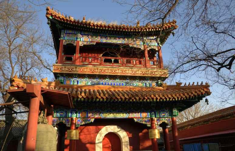 Il Tempio dei Lama di Pechino
