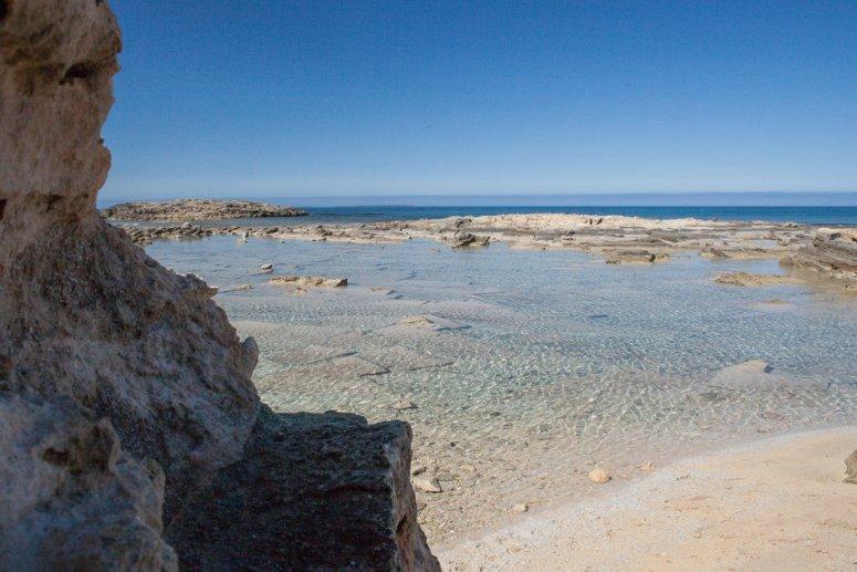 Spiaggia Is Arutas, provincia di Oristano