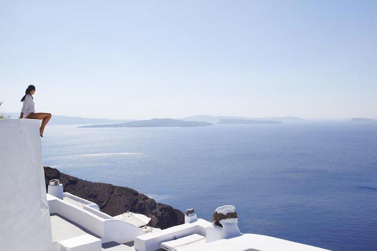 Kirini Suites & Spa, uno dei top hotel a Oia Santorini