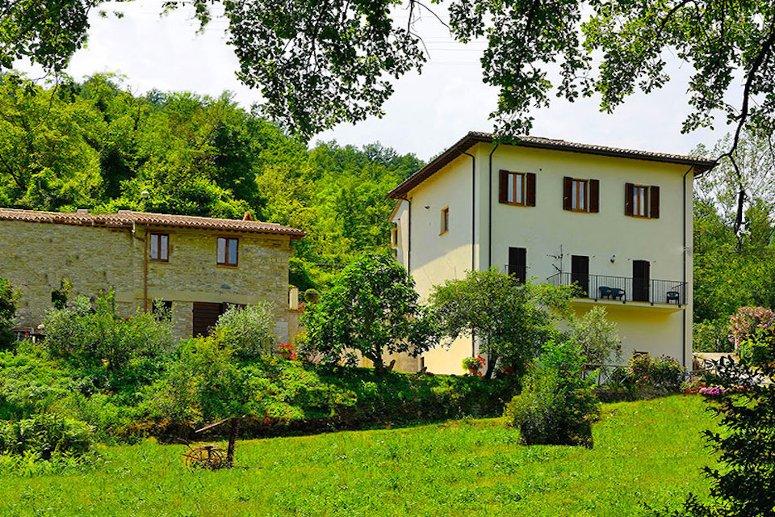 Casa Brunori, Agriturismo in Umbria