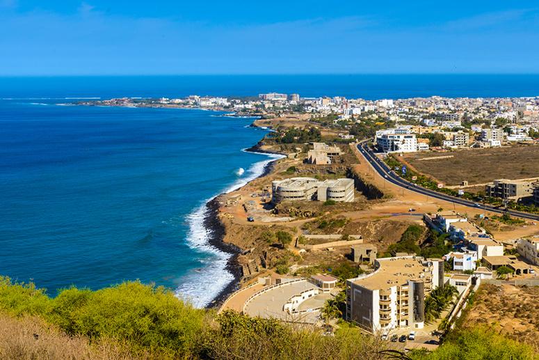 Dormire a Dakar: i migliori hotel della città capitale del Senegal.