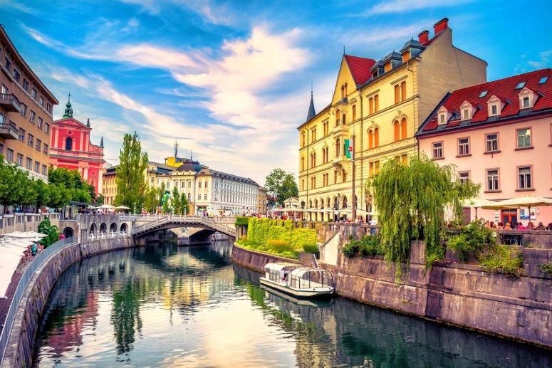 Lubiana cosa vedere nella capitale slovena for Programma per vedere telecamere da remoto