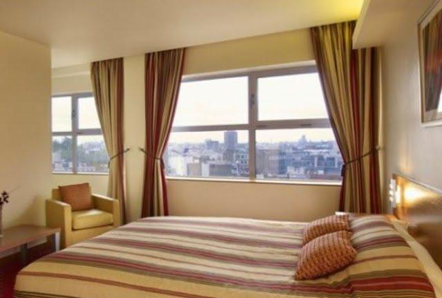 Camera del St. Giles Classic Hotel a Londra