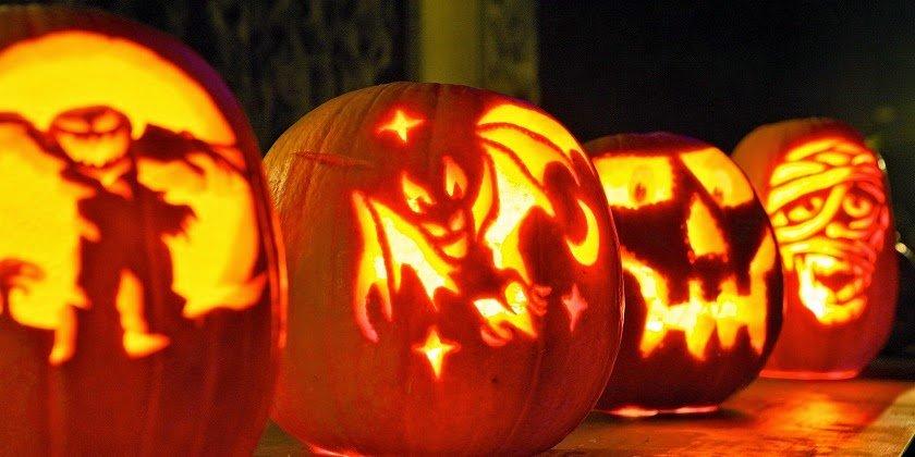 tre idee per halloween