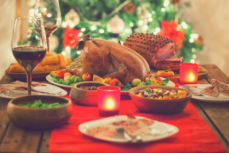 Cosa si mangia a Natale nel mondo?