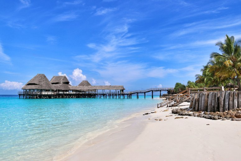 San Valentino esotico a Zanzibar