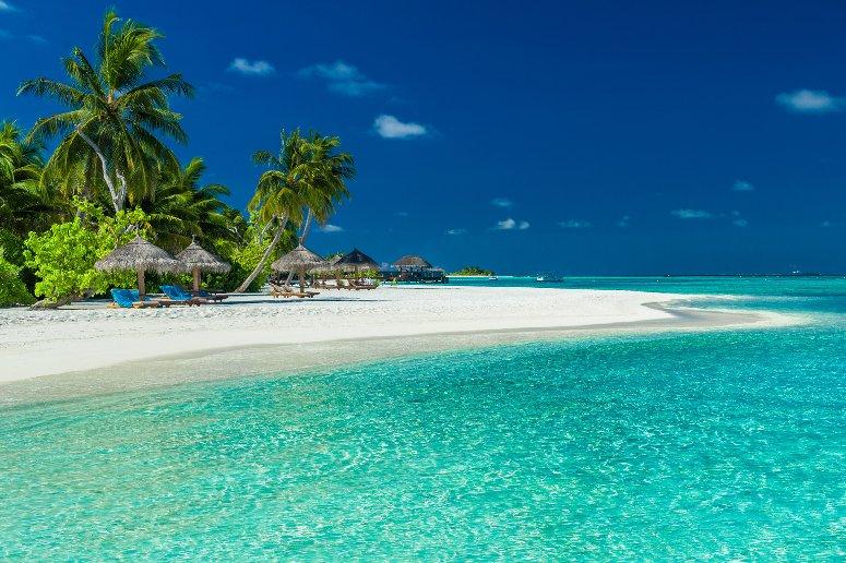 Alle Maldive per festeggiare San Valentino