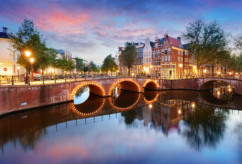 San Valentino ad Amsterdam