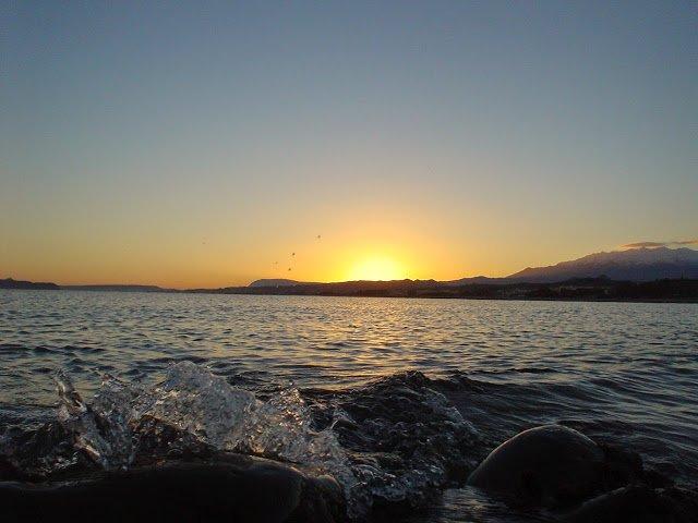 Cose da fare a Creta: vedere il sole sorgere a Maleme, Chania