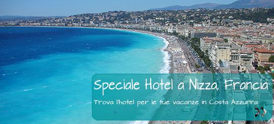 Trova hotel a Nizza, Costa Azzurra, Francia