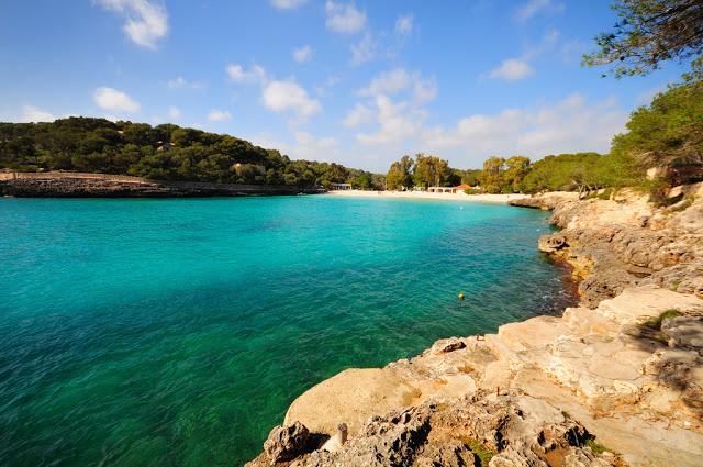 cala mondragò tra le più belle spiagge di Maiorca