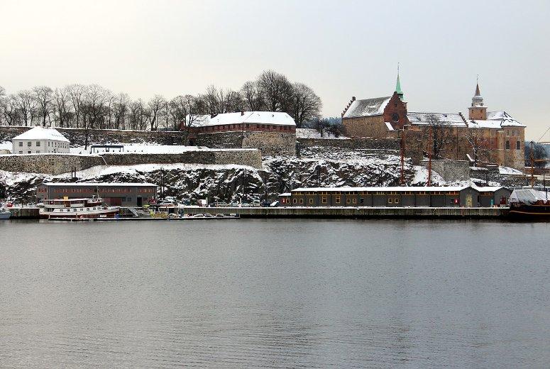 La fortezza del re Haakon V