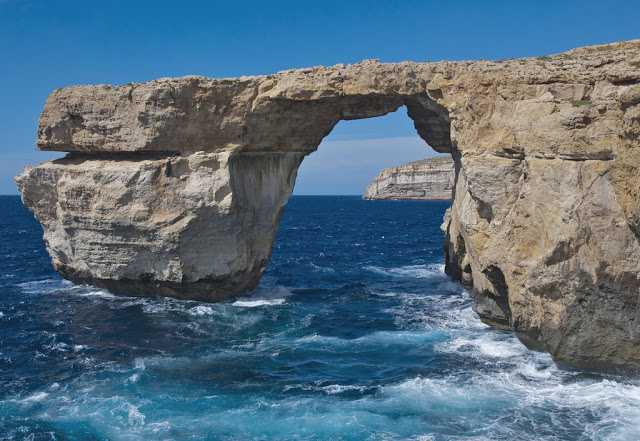 azure window dell'isola di malta