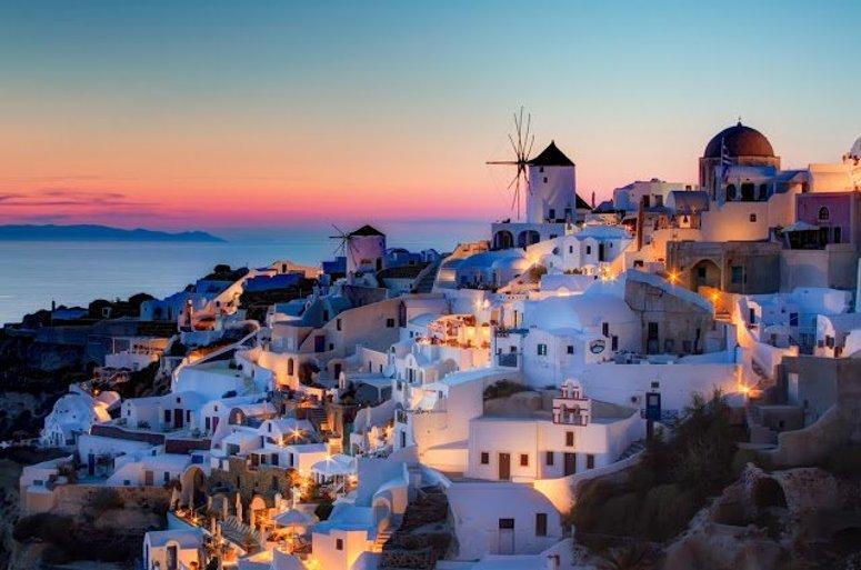 I migliori tramonti di Santorini