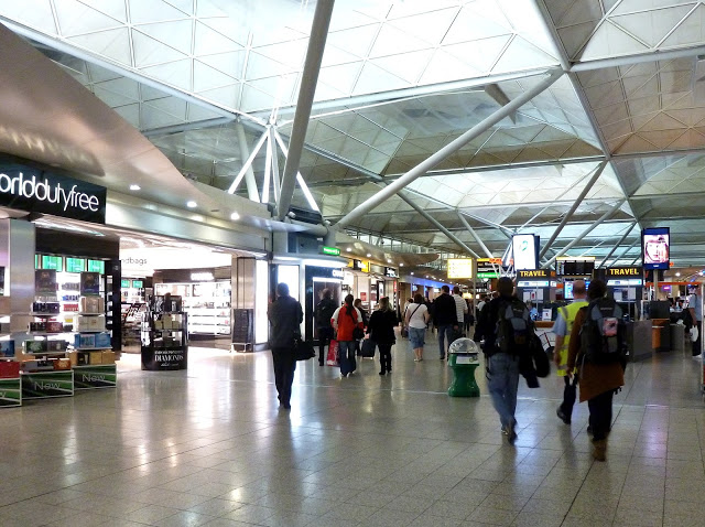 London Stanstead Airport al duty free