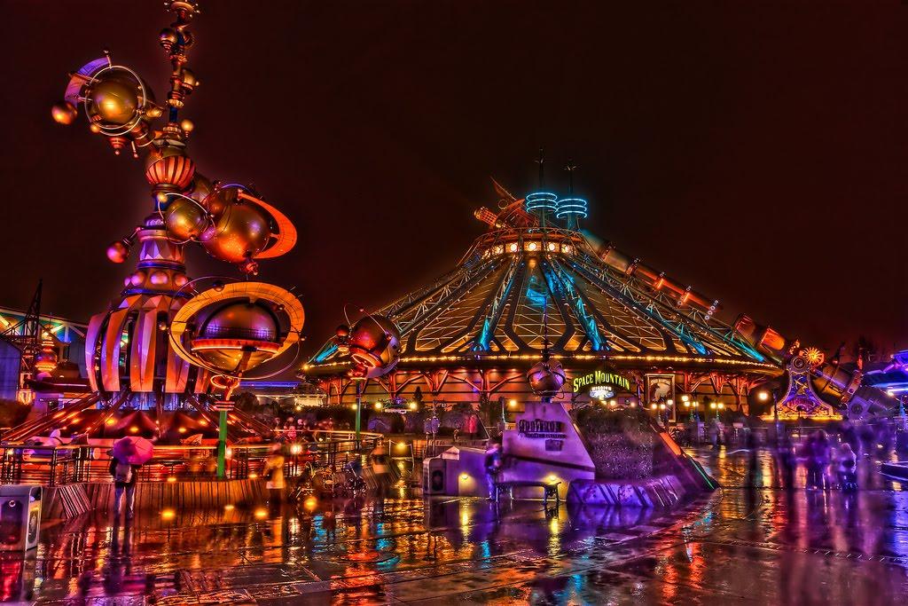 Discoveryland, attrazione del parco divertimenti Disneyland Paris