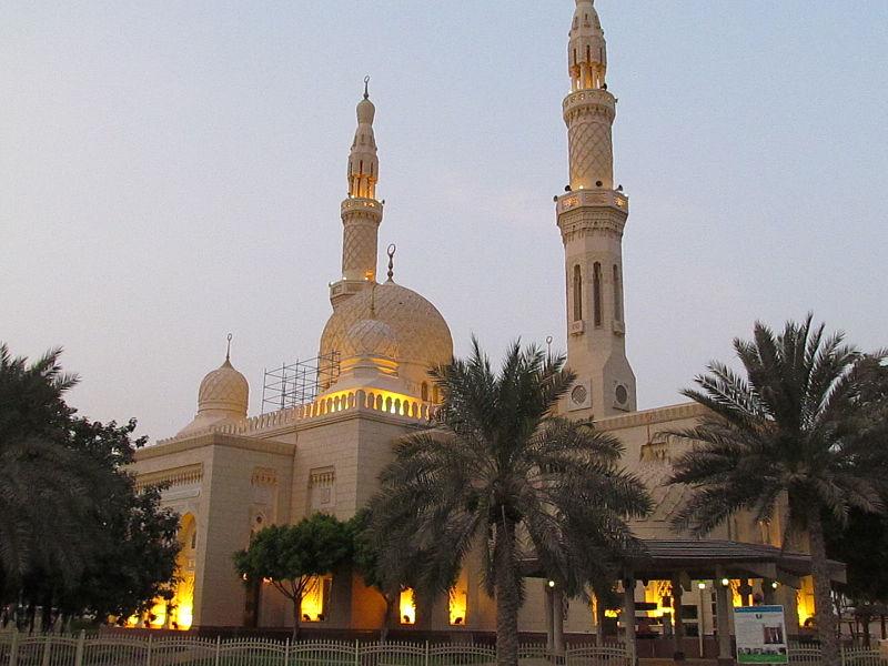 Dubai Cosa Vedere: Moschea di Jumeirah