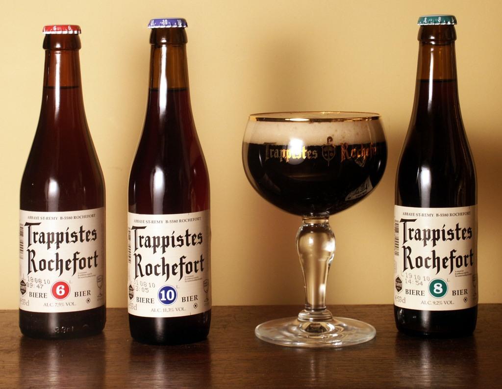 birre treppiste belghe da gustare al Belgian Beer Weekend, Bruxelles