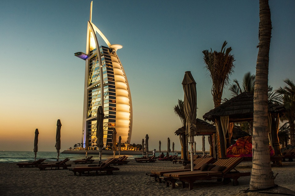 Burj Al Arab, La Vela, tra le cose da vedere a Dubai