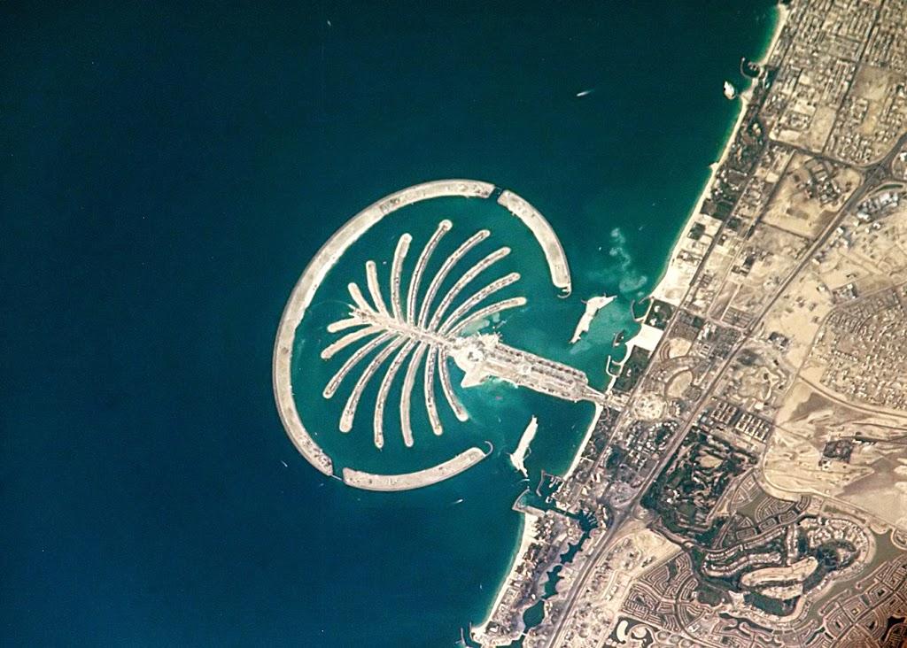 Palm Jumeirah, uno dei principali luoghi di interesse di Dubai