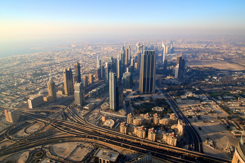 Cosa vedere a Dubai: lo skyline