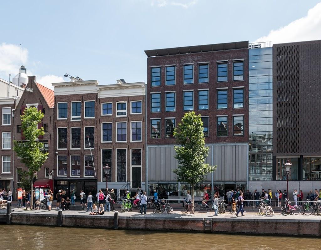 La casa di Anna Frank - Amsterdam