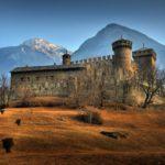 Castello di Fenis Valle d'Aosta