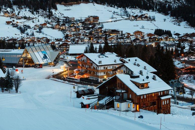 Corvara, Alta Badia, Dolomiti